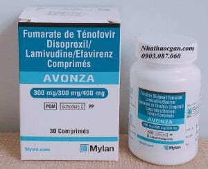 Lamivudine 100mg điều trị nhiễm hiv - giá thuốc bao nhiêu?