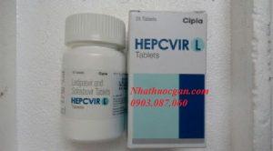Hepcvir L có công dụng gì? giá bao nhiêu tại TPHCM?