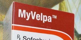 thuoc myvelpa hoat chat velpatasvir 100 mg, sofosbuvir 400mg - mua thuoc myvelpa o dau