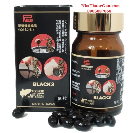 black3 – toi den bo sung tat ca trong mot, gia black3 bao nhieu