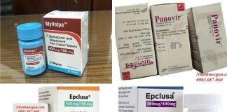 Velpatasvir là thuốc gì? Liều dùng, công dụng, cách sử dụng, tác dụng phụ