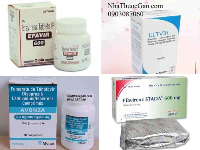 Efavirenz 600mg: công dụng, liều dùng, chỉ định, tác dụng phụ