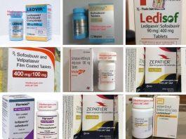 Sofosbuvir là gì? Công dụng, liều dùng, chỉ định, tác dụng phụ