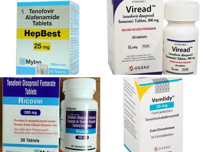 Tenofovir là thuốc gì? Công dụng, liều dùng, cách sử dụng, tác dụng phụ