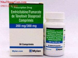 ricovir- em 300mg đặc trị viêm gan b giá thuốc bao nhiêu?